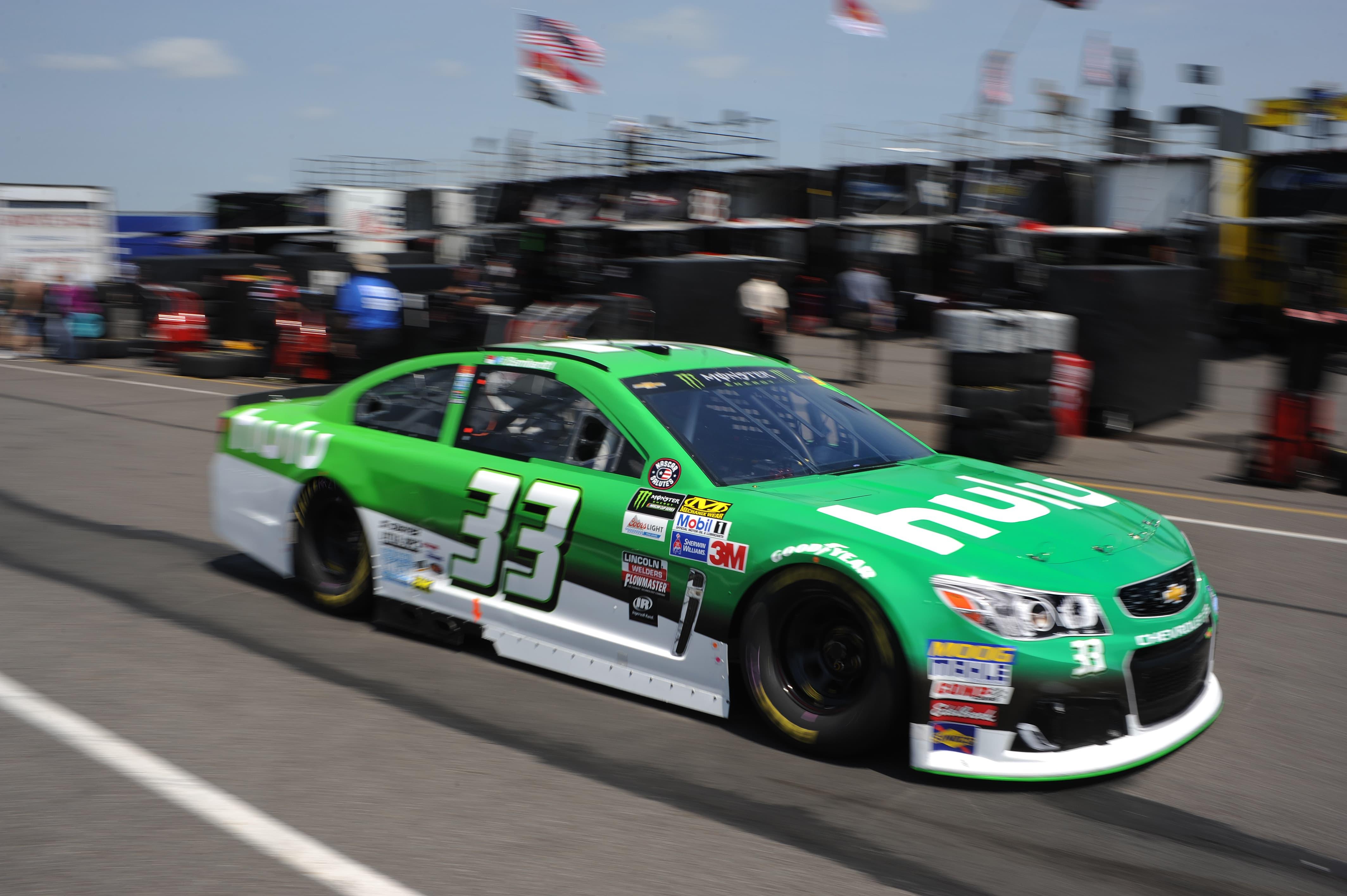 Pocono Go Green 200