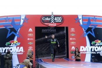 Saturday at Daytona2017 NASCAR Xfinity Series 2017 Monster Energy NASCAR Cup Series