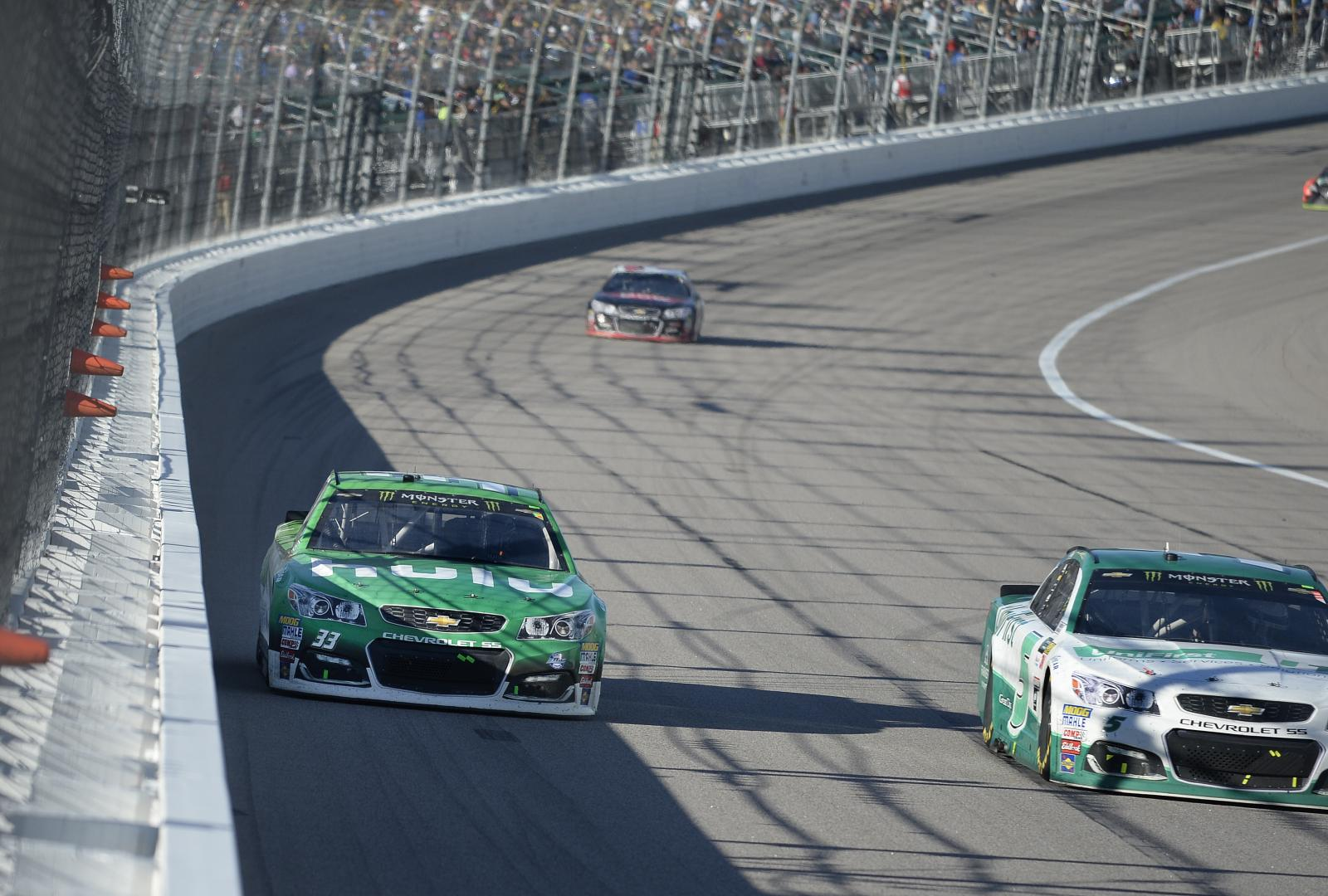 Hollywood Casino 400 Sunday2017 Monster Energy NASCAR Cup Series