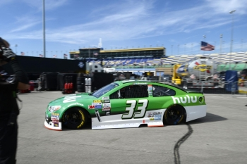 Friday for the Hollywood Casino 400 weekend2017 Monster Energy NASCAR Cup Series 2017 Monster Energy NASCAR Cup Series