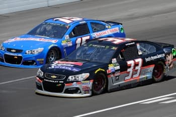 2017 Monster Energy NASCAR Cup Series OReilly Auto Parts 500