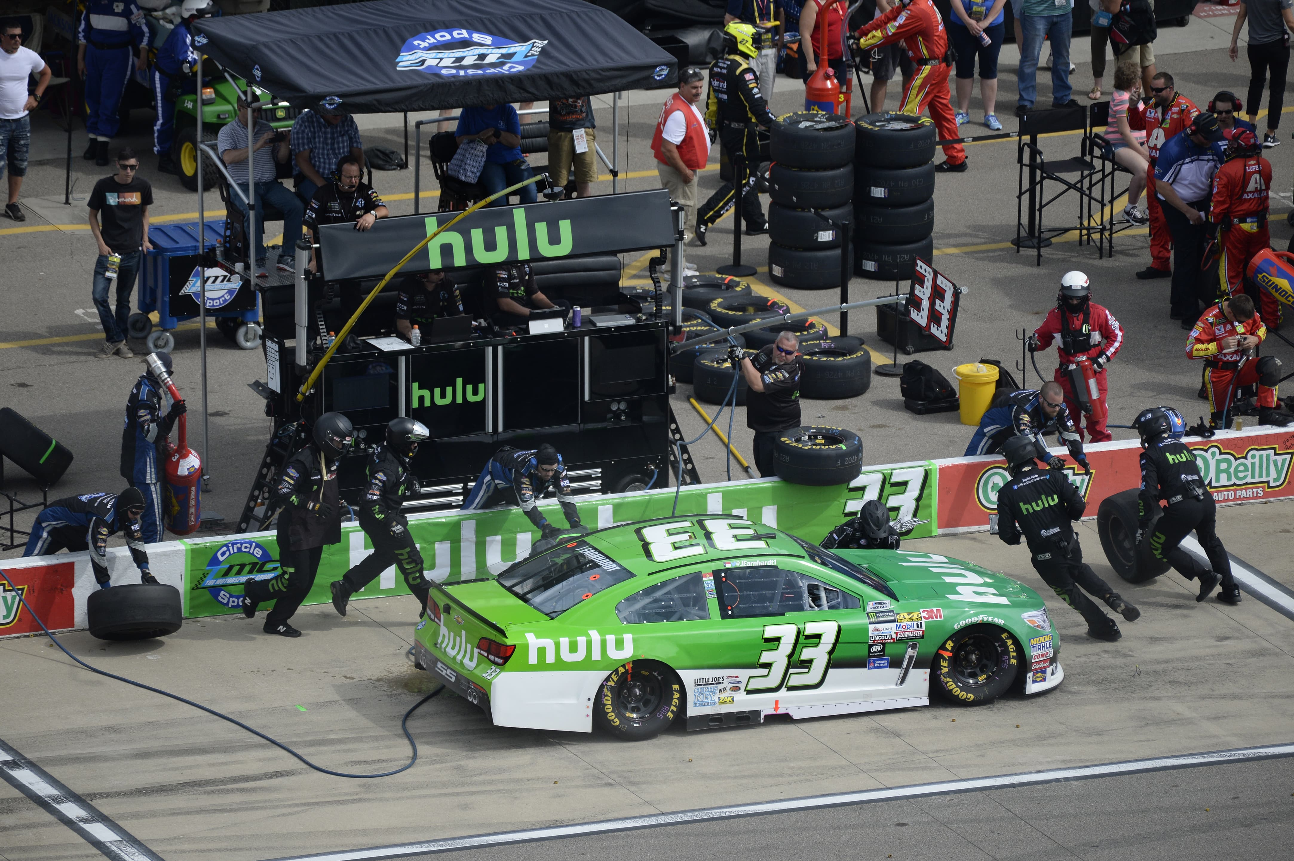 Pure Michigan 4002017 Monster Energy NASCAR Cup Series
