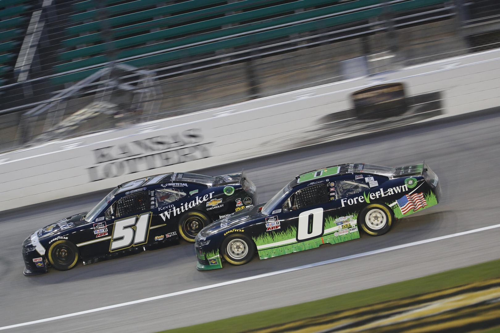 NASCAR: October 17 Kansas Lottery 300