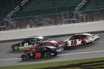 NASCAR: October 17 Kansas Lottery 300