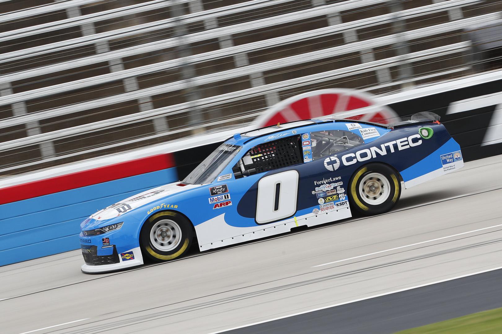 NASCAR: October 24 O'Reilly Auto Parts 300