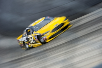 NASCAR: May 14 AAA 400 Drive For Autism