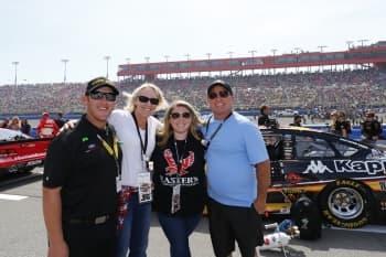 NASCAR: Mar 20 Auto Club 400