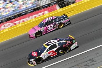 NASCAR: Oct 09 Bank of America 500