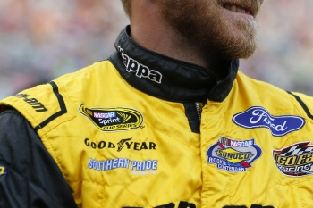 NASCAR: Aug 20 Bass Pro Shops NRA Night Race