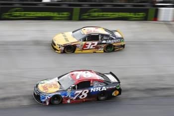 NASCAR: Aug 21 Bass Pro Shops NRA Night Race