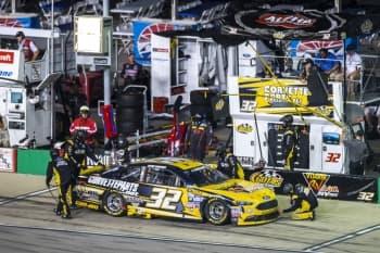 NASCAR: Jul 09 Quaker State 400