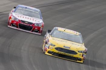 NASCAR: Mar 05 Kobalt Tools 400