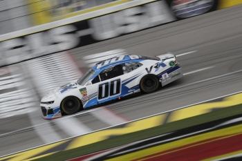 March 3, 2018: during practice at Las Vegas Motor Speedway in Las Vegas, NV. (HHP/Harold Hinson)