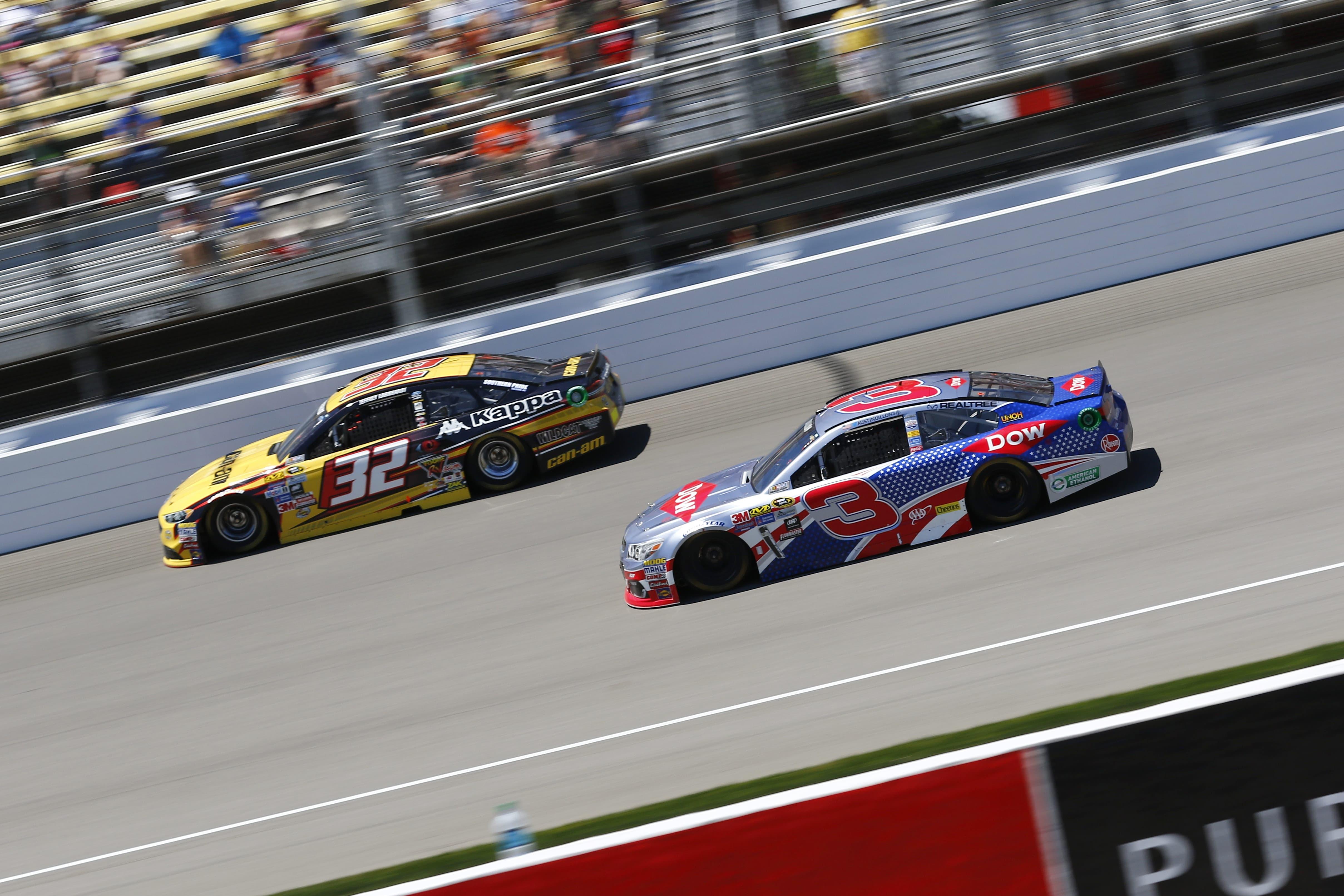Race Photos - Jeffrey Earnhardt