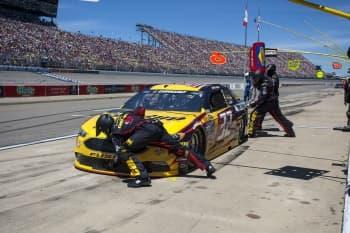 NASCAR: Jun 12 FireKeepers Casino 400
