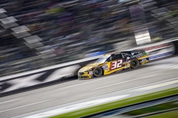 NASCAR: Apr 09 Duck Commander 500